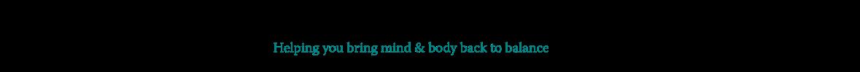Wendy Leung, Registered Acupuncturist logo & tagline